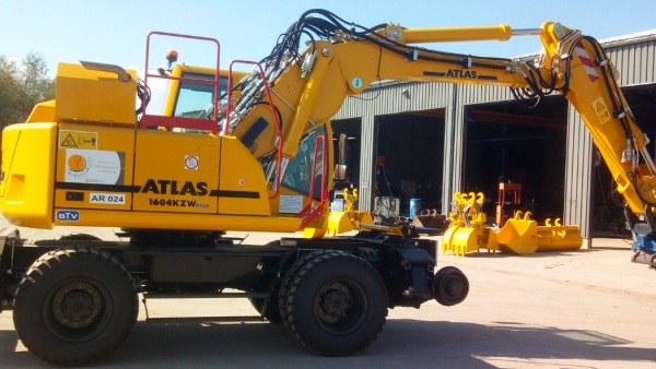 Grue rail-route type atlas 1604